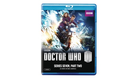 Doctor Who: Series Seven, Part Two (Blu-ray) 1758e7e5-73fa-46cf-a906-2df1cab17b9d