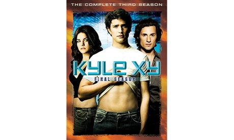 Kyle XY: The Complete Third And Final Season 49264dad-becd-4d66-bf65-ea8eb90e4036