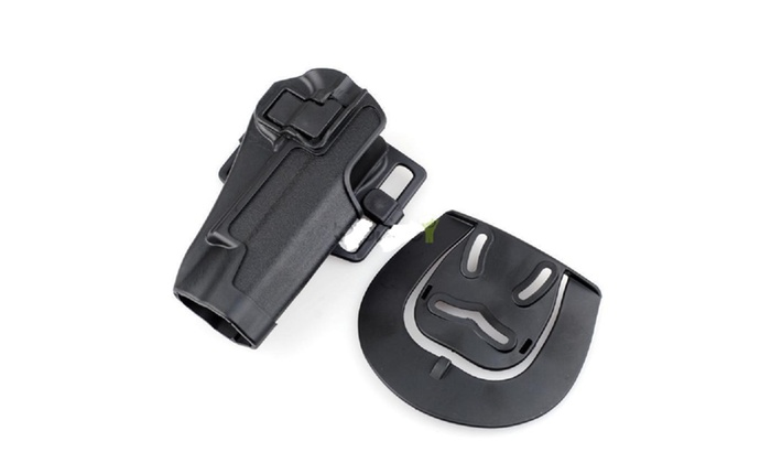 Tactical Holster Right Hand Gun Paddle with Belt Holster ...