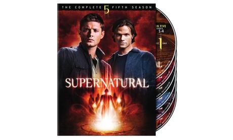 Supernatural: The Complete Fifth Season 41b43fe6-2228-46b8-9706-a1877c465f52