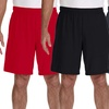 """Gildan 9"""" Performance Shorts with Side Pockets (3-Pack)"""