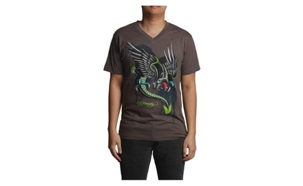 Ed Hardy Dragon V-neck