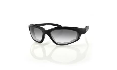 Bobster Fatboy Photochromic Sunglasses-Gloss Black Frame 2ce591db-c940-4b6f-8e69-b612dcb0c54b