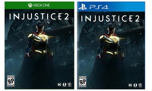 Injustice 2 Standard Edition for PS4 or Xbox One