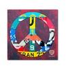 Design Turnpike 'Peace' Canvas Art