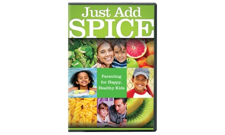 Just Add SPICE: Parenting for Happy, Healthy Kids DVD f7948656-26c7-4ab7-bcdc-320d145871a3