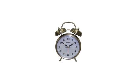Westclox 70010 Twin Bell Quartz Alarm Clock f8b57328-1545-418e-9a01-c9e2daf50a11