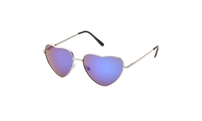 MLC Eyewear 'Ellison' Heart Fashion Sunglasses