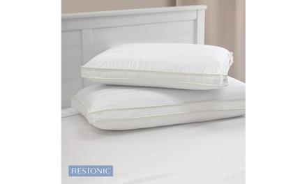 Adjustable ComfortCare Memory-Foam and Fiber Pillow