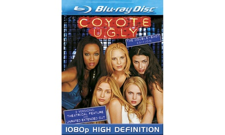 Coyote Ugly: The Double Shot Edition (Blu-ray) ffa28260-954d-4582-817b-c42ff84df2a6