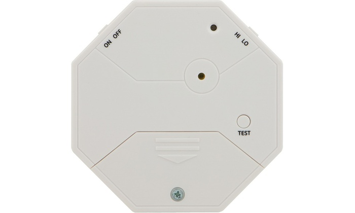 GE 45413 Glass Vibration Alarm