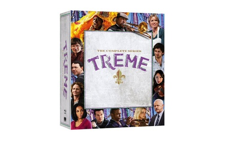 Treme: The Complete Series (BD) b1647cae-db11-498b-a84d-6638e42d4dba