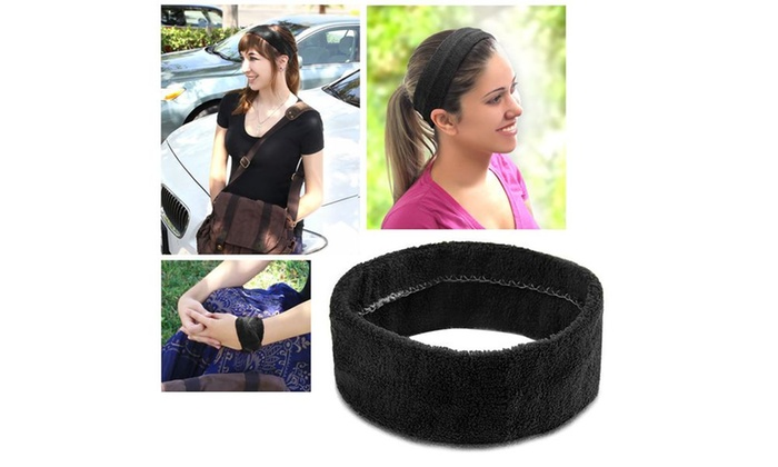 Zodaca Fashion Yoga Elastic Hair Band LadiesGirl Accessories Sport