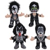 Kiss Sparkle 4 Pc. Plush gift Set