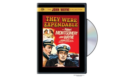 They Were Expendable (DVD) (Commemorative Amaray) d2250e69-05b2-488c-a1e5-7ded1389b2e3