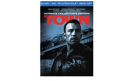 The Town: Ultimate Collector's Edition (Blu-ray DVD) e1cd3e35-7071-4f9a-a060-faaaf7625a2b
