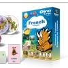French for Kids Standard Set, 6 DVD Set & Flashcard Set