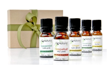 ENERGY - Essential Oil Kit