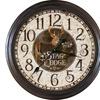"""River's Edge 26"""" Stag Lodge Clock"""