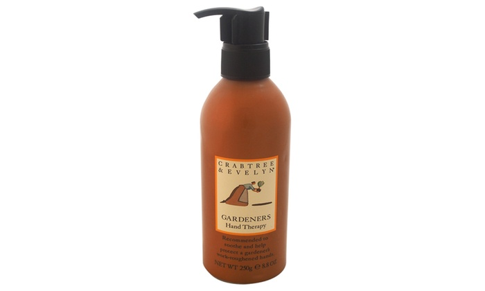Crabtree Evelyn Gardeners Ultra Moisturising Hand Therapy Groupon