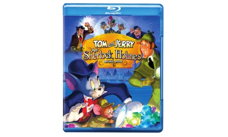 Tom and Jerry Meet Sherlock Holmes (Blu Ray) ad22b485-8bfd-4b17-8da0-bfc44c21bb3c