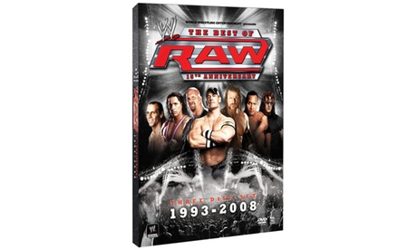 WWE: Best of Raw 15th Anniversary, The (3-Disc)(DVD) 58e19147-53cc-4e3f-ab0e-8fa07d45e664