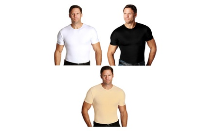 Insta Slim 3 Pack Compression Crew Neck
