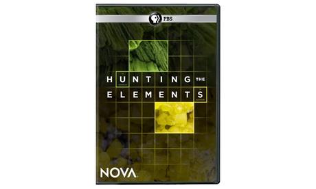 NOVA: Hunting the Elements DVD 046589c9-0ce5-4638-b967-d073c8086450