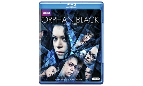 Orphan Black: Season Three (Blu-ray) 864b4b4b-1f50-4fec-923b-450f886653eb