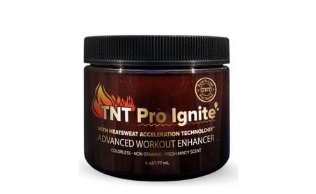 Pro Ignite Stomach Fat Burner Body Slimming Cream Sweat Technology