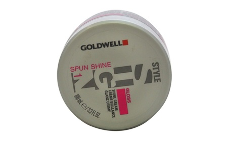 Style Sign 1 Spun Shine Shine Cream Gloss Ideal by Goldwell - 3.3 oz 7c7c377e-a64b-4607-ab76-d50ba99c3af9