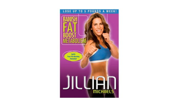 Jillian michaels was fat with you