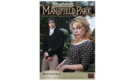 Masterpiece: Mansfield Park DVD (U.K. Edition) 9e292d41-4386-4ab8-923e-29ff269521e5