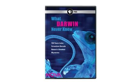 NOVA: What Darwin Never Knew DVD 1a46876c-51f3-46ef-88c2-d5daafa77214