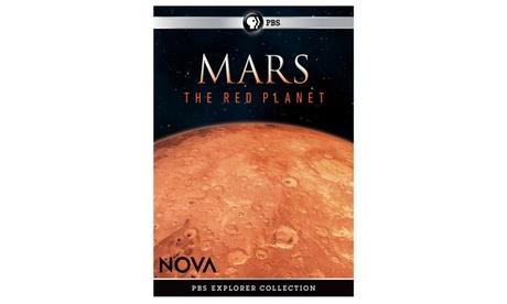 Mars: The Red Planet, 4 Pack DVD 6efaf600-c734-4353-9ec3-644473a04d0a