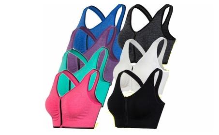 Womens Sports Bra Lightning Yoga Tennis Running Fitness Sexy Seamless a484a2d9-9a05-4ffe-a432-579e15583456