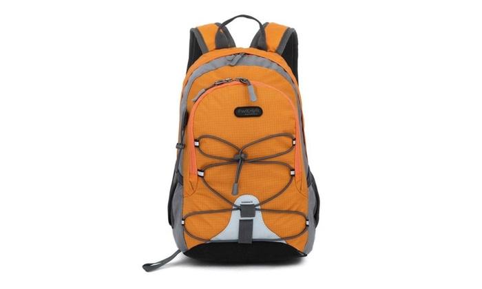 cf7399cb70 Waterproof Nylon Mini Sports Backpack for Kids Orange bag