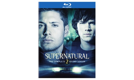 Supernatural: The Complete Second Season (Blu-Ray) 34a956b0-a9ce-4318-8486-57db6c4199a2