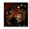 Found Pistol by Roderick Stevens-24x24 Canvas Print 24 x 24