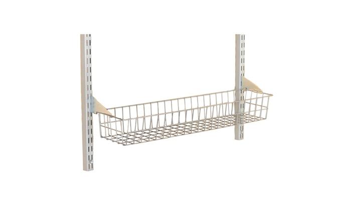 31Wx4Hx6-1/2D Wire Basket