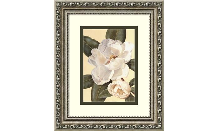 Fuchs Von Schwarzbek Morning Magnolia Framed Art Print