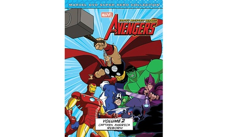 Marvel The Avengers: Earth's Mightiest Heroes! Volume 2 f2caf837-2333-45de-b969-c0a2eb3579be