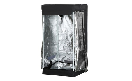 Topeakmart Grow Tent Indoor Germination Hydroponic Black Waterproof a4da9364-b0cb-4fe3-bc5f-66c5c00d5880