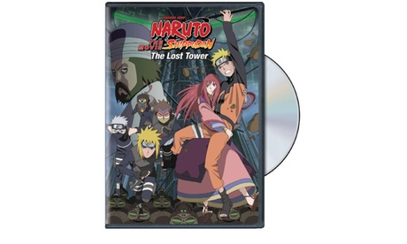 Naruto Shippuden The Movie: The Lost Tower dee499ea-db8f-4b3d-a81c-c370cb61917d