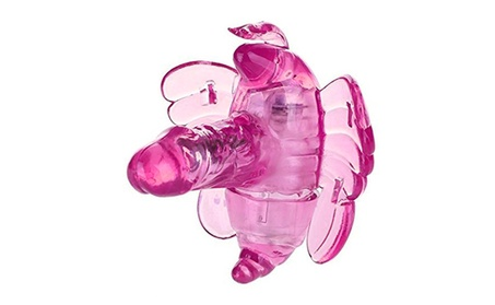 36 Modes G-spot vibrating vibrator wireless butterfly vibrator (Pink) b0c44bbf-63db-4063-bb91-7ff5589ac0db