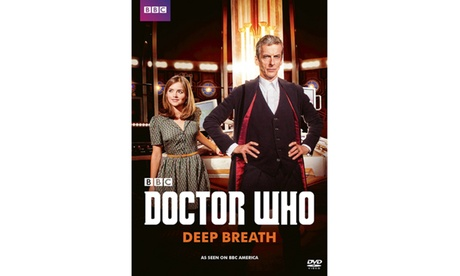 Doctor Who: Deep Breath (DVD) fc3dab99-2b73-4b9a-9d23-bb7704b2df06