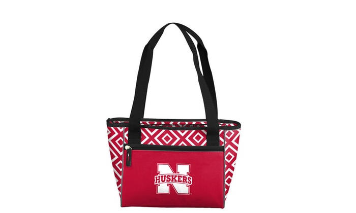 Nebraska DD 16 Can Cooler Tote