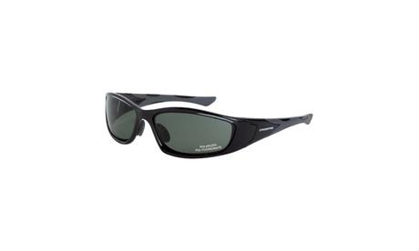 Garrison Crystal Black Frame w/Blue Green Polarized Lens 7ccf74b8-6cba-4ca7-95f3-24a0ad9c059c