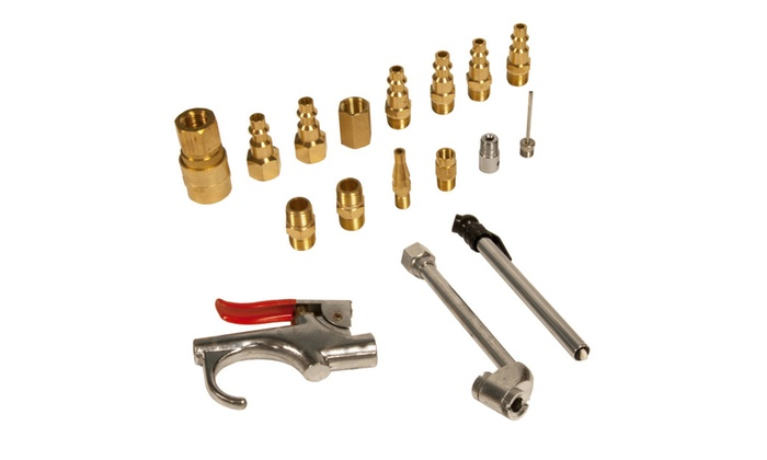 Speedway 17 pc Air Tool Accessory Kit