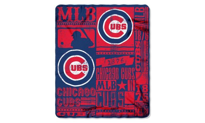 MLB 031 Cubs Strength Fleece
